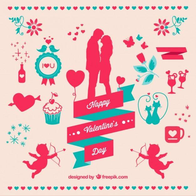 gambar happy valentine day 2014
