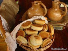 Receta de Pan amasado chileno