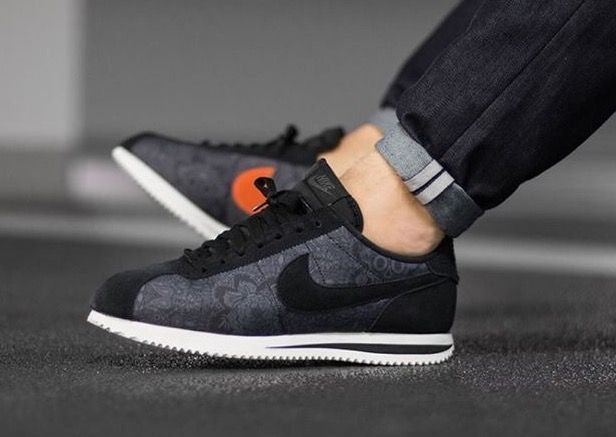 Nike Cortez QS 'Day of the dead'