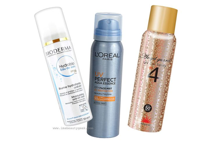 LA ROCHE-POSAY ANTHELIOS FACE MIST SPF 50 #WANT #NEED