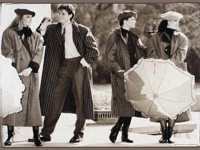 moda anilor '80 -'90