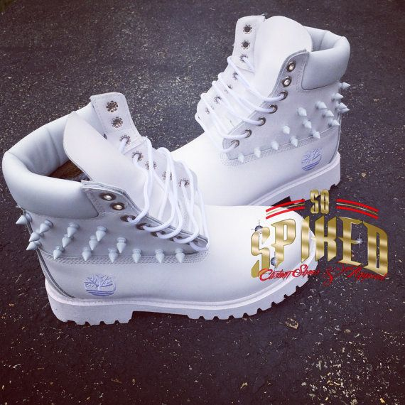 17 best ideas about white timberlands on