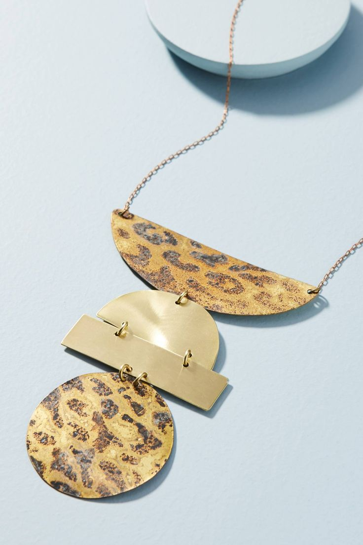 Shop the Animal Print Pendant Necklace and more Anthropologie at Anthropologie today. Read customer reviews, discover product details and more.