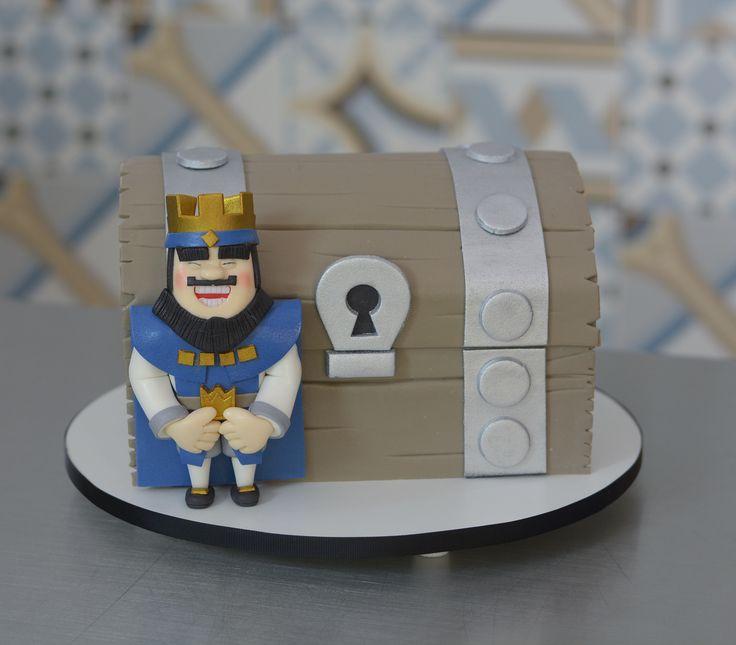 Clash Royale Cake !