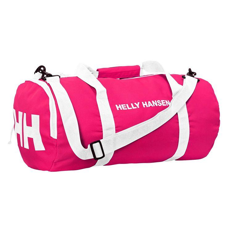 Helly Hansen Packable Duffelbag sporttáskák. Henger alakú sokoldalú sporttáskák a Helly Hansen-től. Edzéshez vagy sportfelszerelés szállítására tökéletesen megfelelő választás lehet ez a henger alakú sporttáska. Több színben és méretben rendelhetőek.