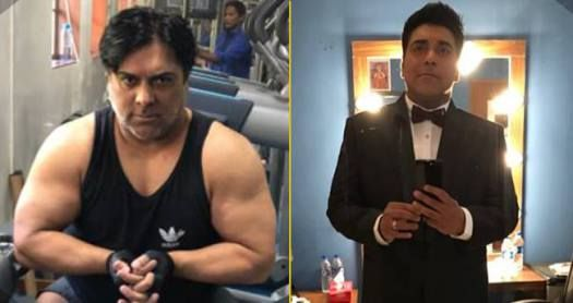 These pictures are a proof that Ram Kapoor is working hard to look like a Cool Dude