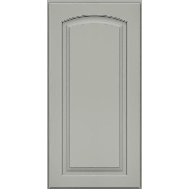Best Kraftmaid Montclair Maple Roman Full Pebble Grey Paint 15 400 x 300