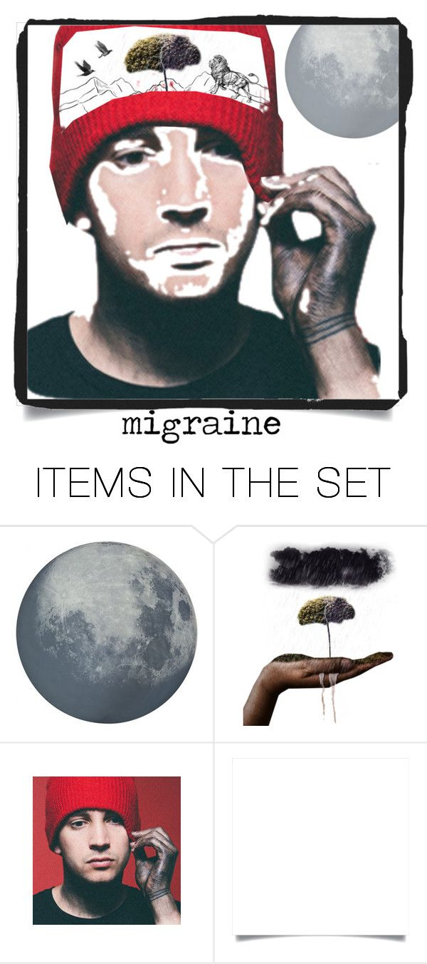 """Migraine // "" What does it mean to you?"" // Contest"" by mandalore ❤ liked on Polyvore featuring art"