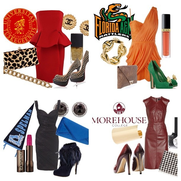 Hbcu Homecoming Style Fashion Hbcu Fashion Pinterest Homecoming College And Fashion