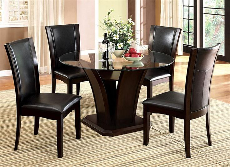 Round Contemporary Dining Room Sets 39 best tables 'n chairs images on pinterest | dining room sets