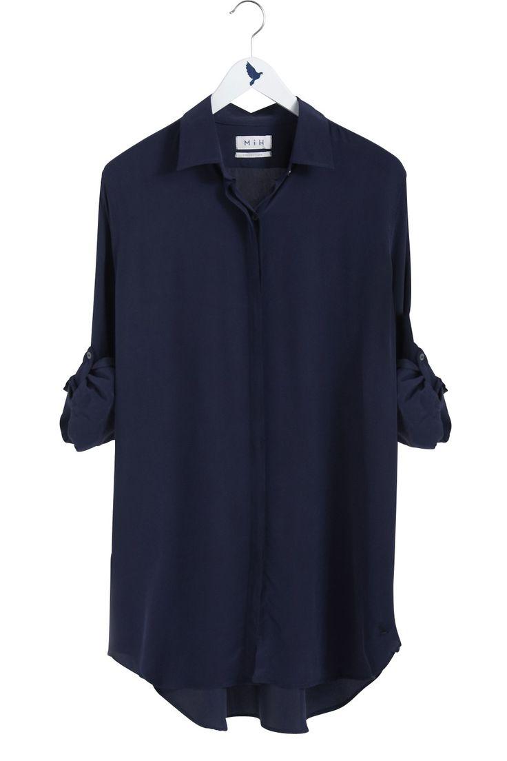 The Oversize Shirt Womens Shirt Extra Long Shirt