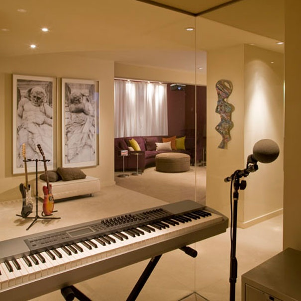17 Best Basement Band Practice Space Images On Pinterest
