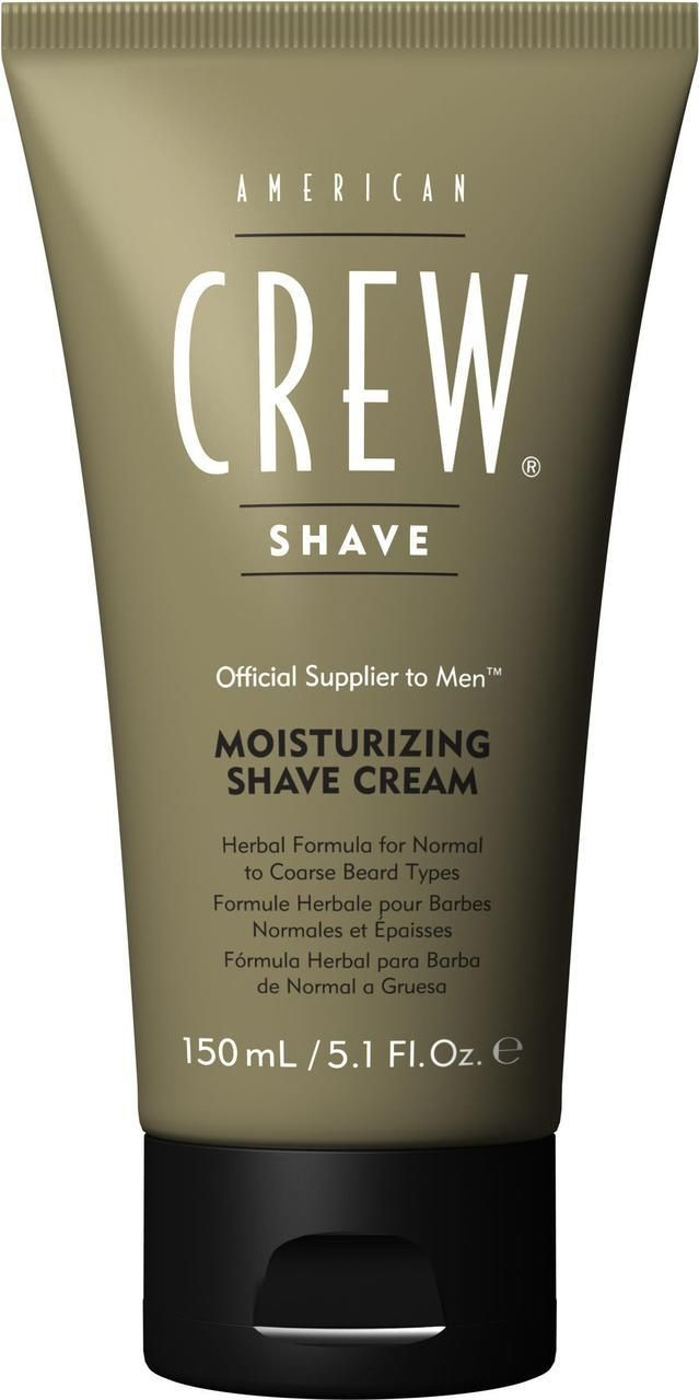 hairbodyproducts.com FREE DELIVERY BEST PRICES ONLINE HAIRBODYPRODUCTS.COM │ AMERICAN CREW MOISTURIZING SHAVE CREAM