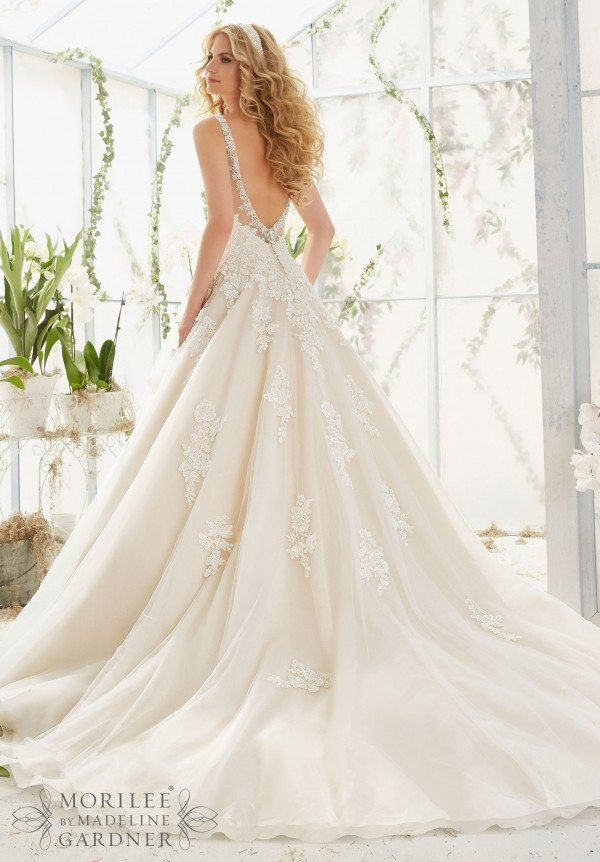 New  best Dream Wedding Dresses images on Pinterest Wedding dressses Marriage and Wedding gowns