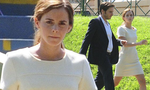 Newly single Emma Watson shoots scenes on Argentinian set of new movie, Colonia Dignidad #UK - Read about the Colony in related #novel, The Plan http://www.philipsmith.eu/kindle-ebook/the-plan-civil-rights-mystery-sleuth