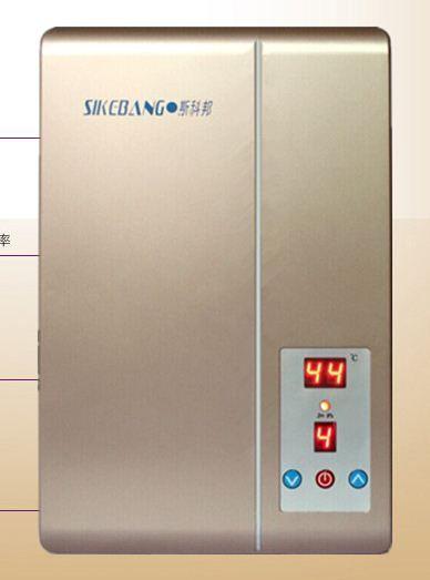 Gratis verzending NIEUWE elektrische boiler thermostatische bad slanke speed hot waterbesparende quick boiler