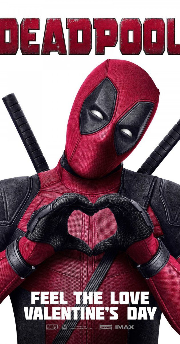 """Directed by Tim Miller.  With Ryan Reynolds, Morena Baccarin, T.J. Miller, Ed Skrein. A former Special Forces operative turned mercenary is subjected to a rogue experiment that leaves him with accelerated healing powers, adopting the alter ego Deadpool. """"Bloody good, fast-paced action/adventure and violent fun worth the wait! Not for the kiddies. Of course it goes without saying you must stay until the very, very end!"""""""