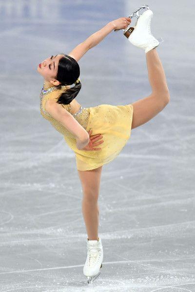 Rika Kihira 紀平梨花⛸   Rika Kihira 紀平梨花   Figure Skating ...