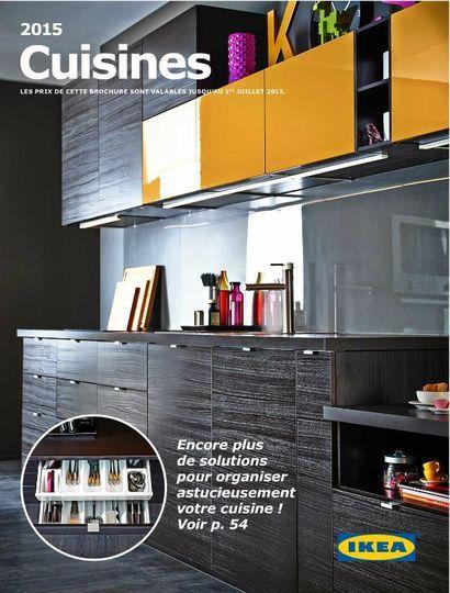 Cuisine Ikea Metod : le meilleur du nouveau catalogue 2015 - CôtéMaison.fr