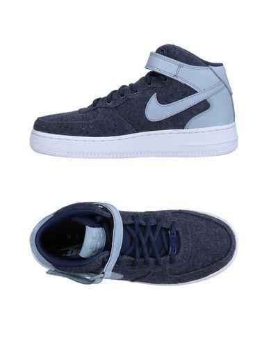 NIKE Women's High-tops & sneakers Blue 5.5 US http://feedproxy.google.com/fashiongoshoes