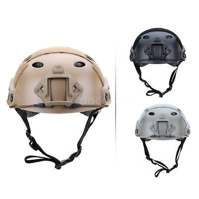 Military #tactical #helmet outdoor #airsoft paintball climbing base jump helme 06,  View more on the LINK: http://www.zeppy.io/product/gb/2/141741787330/