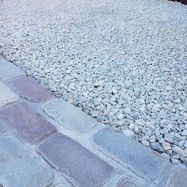 Purbeck Chippings Stone Driveway Modern Driveway Landscaping Supplies