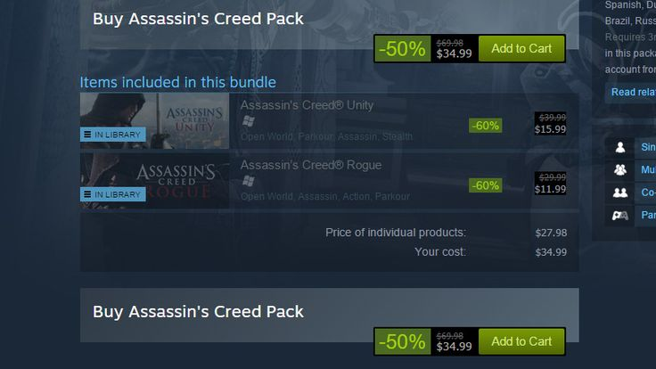 Don't Get Ripped Off by 'Discounted' Steam Bundles
