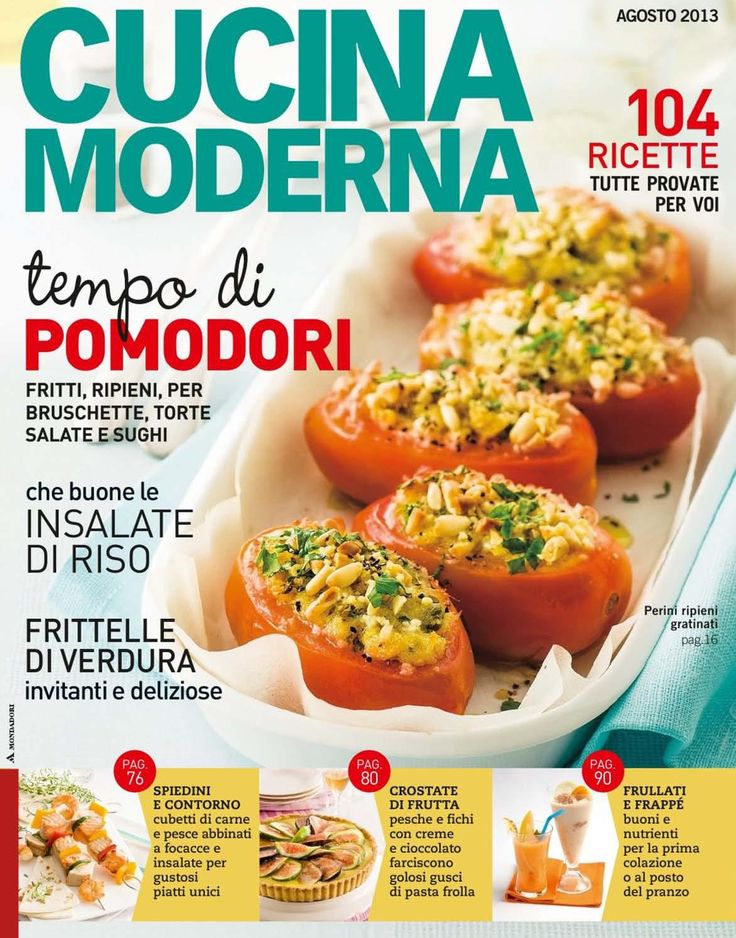 Cucina Moderna - 2013.08 Agosto
