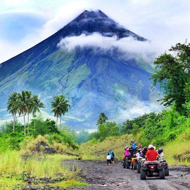 Mayon Volcano Natural Park in Legaspi City, Legaspi City