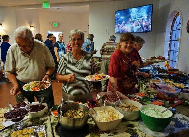 Thanksgiving at Wine Ridge