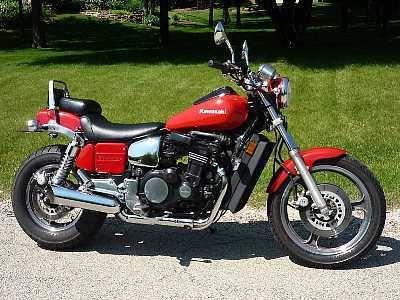 '85 Kawasaki Eliminator 900