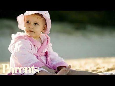 Baby Sunburn Treatment | Baby Care Basics | Parents - YouTube