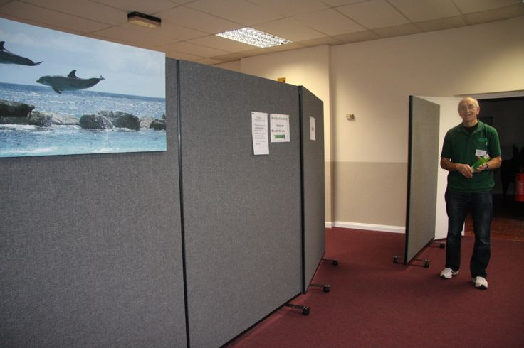 A fantasic way of how to use our office screens in an out-of-office environment. Here at Whitchurch Foodbank they used our screens to help partition there space to help create a smaller more private enviroment. A bigthank you for sendingyour pictures in and the fabulous feedback you gave us.