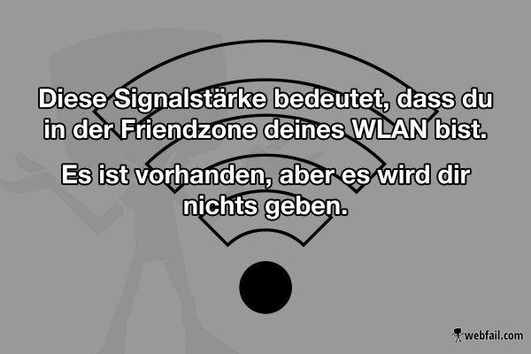 wlan friendzone