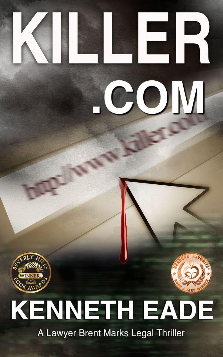 Awardwinning #legal #thriller