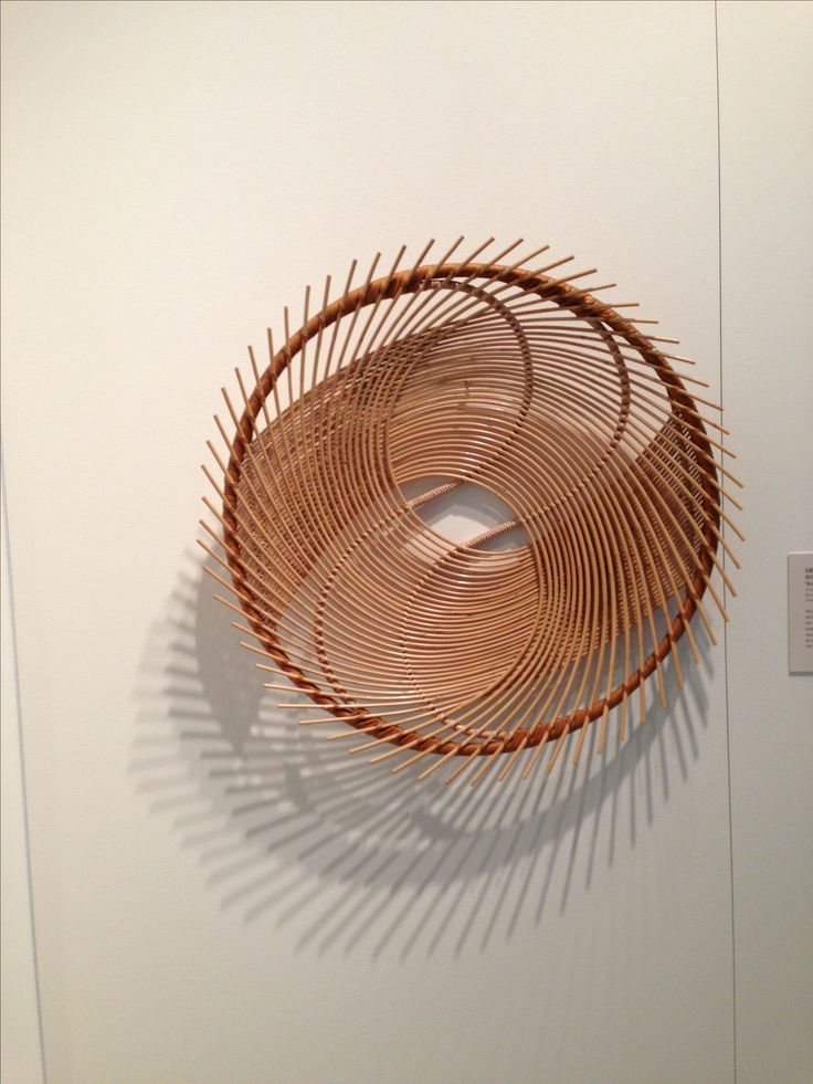 Japanese bamboo art