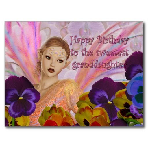 Happy Birthday Granddaughter For Facebook