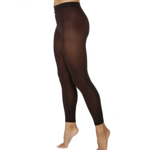 Plie women's tights Footless