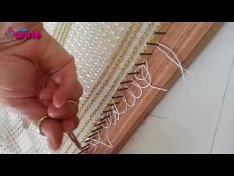 (10) İki Başı Yıldız Modelinin Kasnaktan Çıkarılması , Canım Anne - YouTube