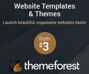 Plantillas web de Theme Forest haga click en la imagen para saber mas