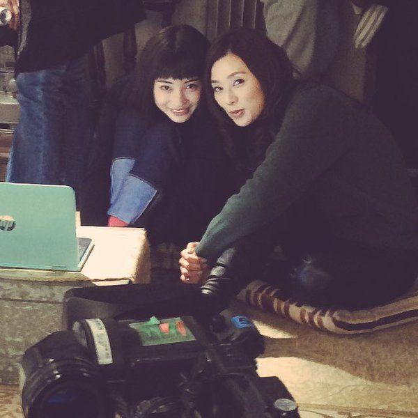 【公式】怪盗山猫 @yamaneko2016  2月6日 今夜9時 #怪盗山猫 #大塚寧々   広瀬すずさん