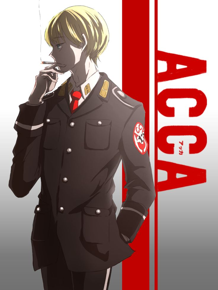 ACCA ジーン・オータス