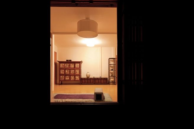 kozaza - Chiwoonjung: Main bedroom - Hanok Stay