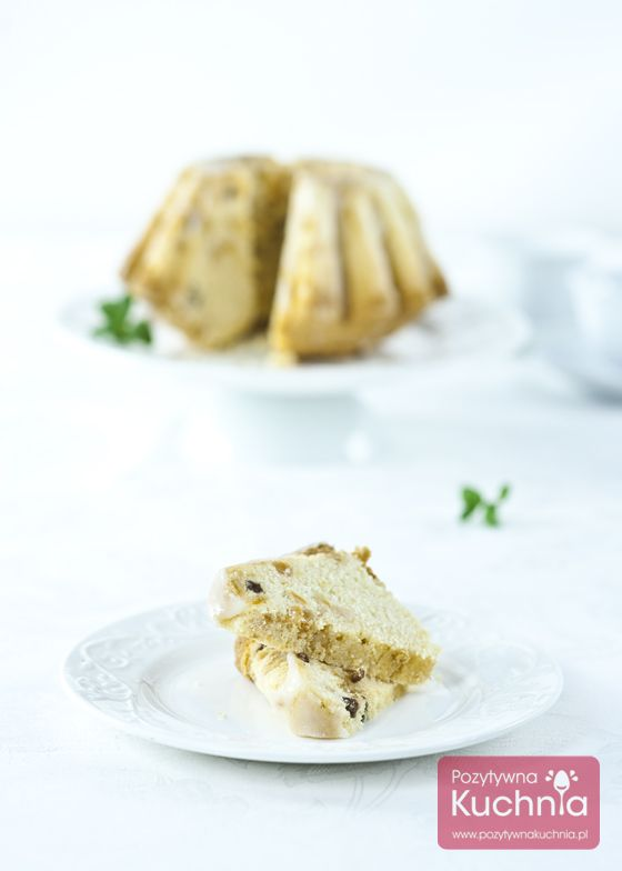 #Babka piaskowa - #ciasto na #wielkanoc  http://pozytywnakuchnia.pl/babka-piaskowa/  #przepis #kuchnia