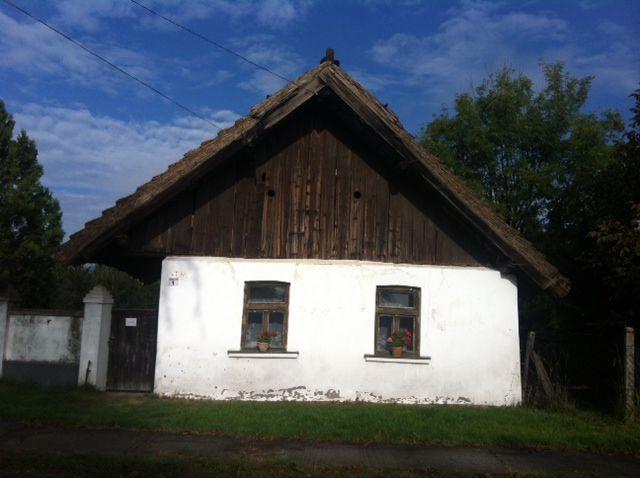 Barbacs-A Kisalföld népi építészete Győr-Moson Sopron Megye