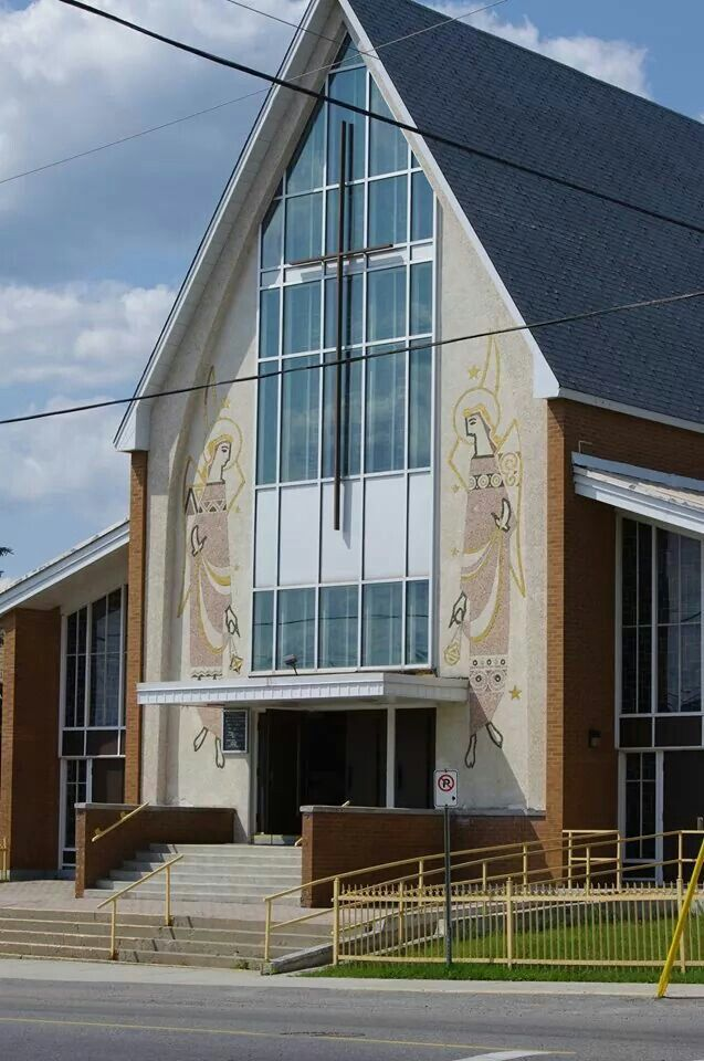 Église Notre-Dame de Lourdes - Timmins