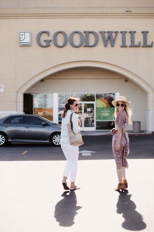 Thrift Store Diaries www.bjonesstyle.com/blog