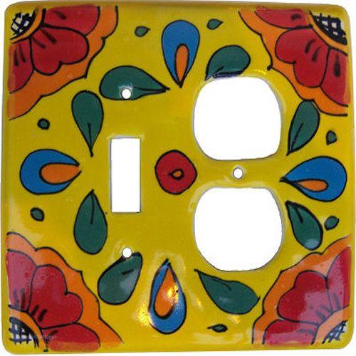 Contemporary Decorative Mexican Wall Plates Model - Wall Art ...
