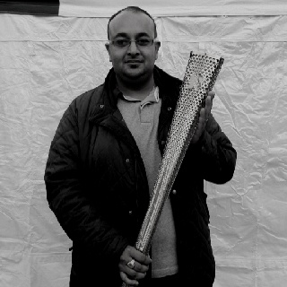 Olympic Torch - London 2012