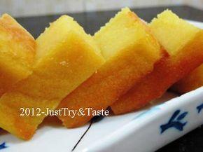 Cassava cake bingka singkong, harus dicoba :) utk cassava lover